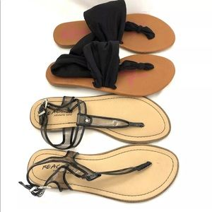 Rock & Candy, Kenneth Cole Sandals New Women's 8